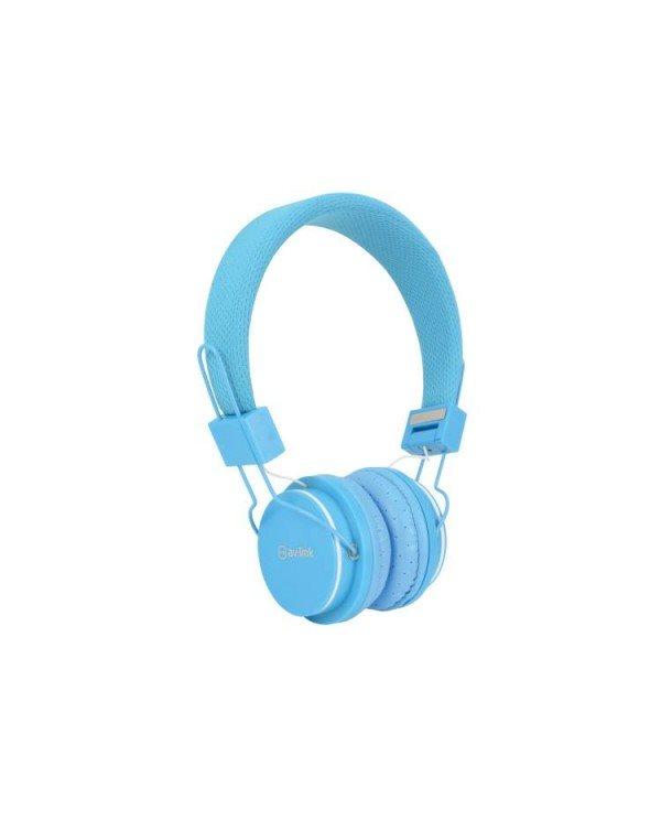 AvLink CH850-BLU Παιδικά Ακουστικά με Ενσωματωμένο Μικρόφωνο
