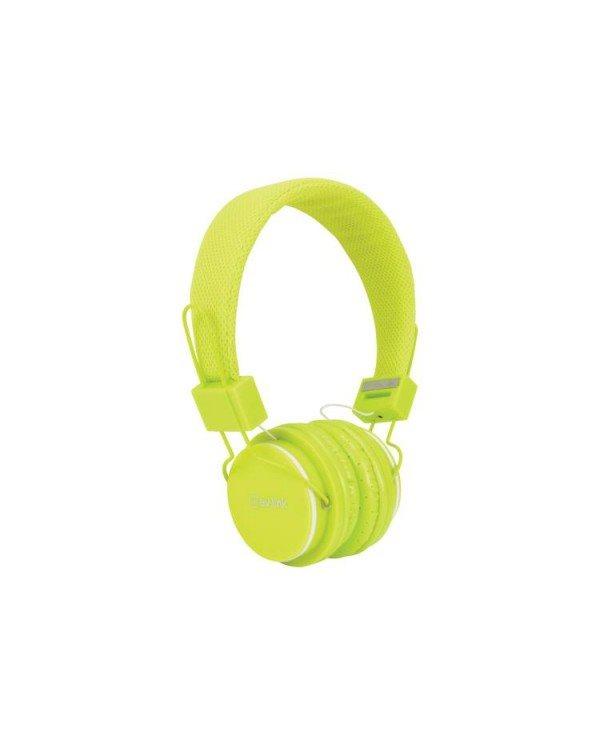 AvLink CH850-GRN Παιδικά Ακουστικά με Ενσωματωμένο Μικρόφωνο