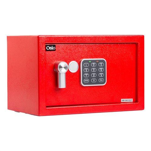 Osio OSB-2031RE Χρηματοκιβώτιο με ηλεκτρονική κλειδαριά 31 x 20 x 20 cm