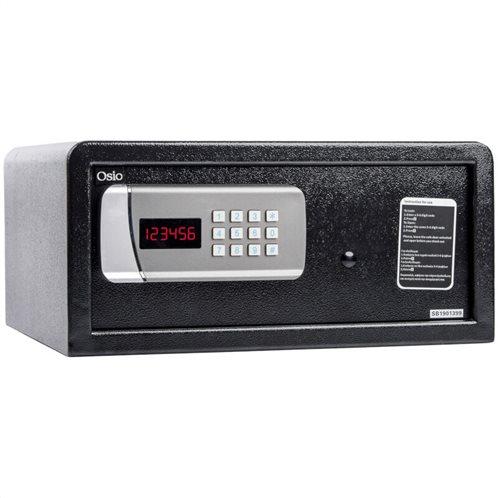 Osio OSB-2043BL Χρηματοκιβώτιο με ηλεκτρονική κλειδαριά 43 x 38 x 20 cm