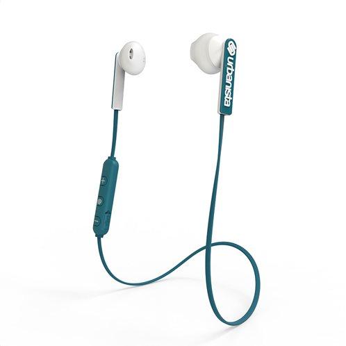 Urbanista Bluetooth Ακουστικά Ψείρες Berlin  Blue Petroleum