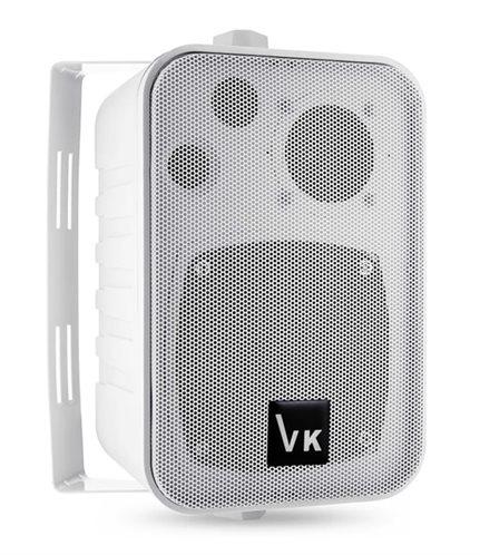 """Voice Craft Ηχείο 4"""" 2 Δρόμων Bass Reflex 110W 1050-BL Λευκό"""