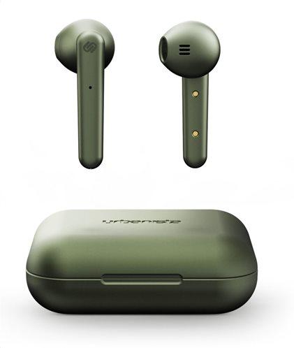 Urbanista Ακουστικά Ψείρες Stockholm True Wireless Olive Green