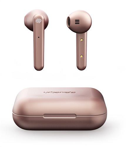Urbanista Ακουστικά Ψείρες Stockholm True Wireless Rose Gold