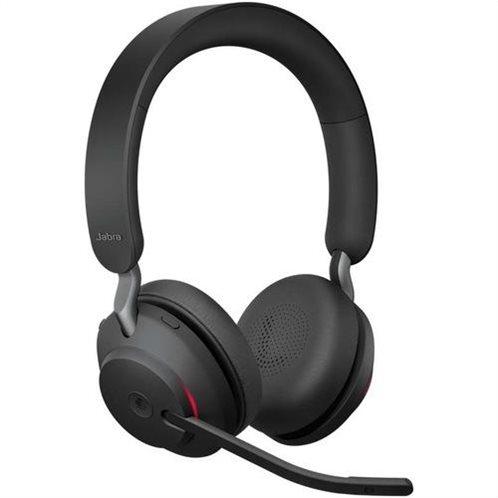 Jabra Evolve2 65 Link380a MS Stereo Black