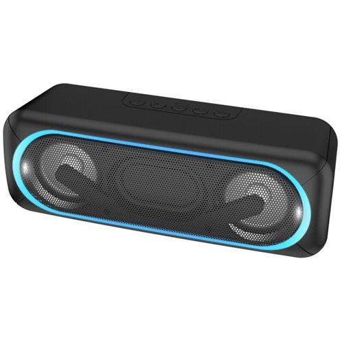 Akai ABTS-141 Φορητό ηχείο 2.0 Bluetooth με USB, κάρτα SD, Aux-In και FM – 10 W
