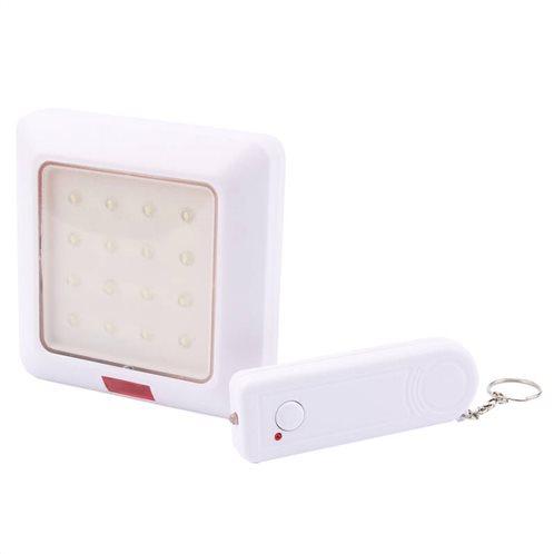 Olympia WL 200 Φως με τηλεχειρισμό με 16 LED
