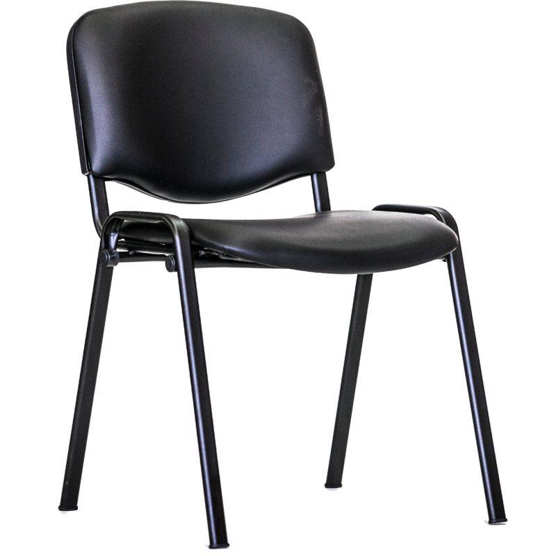Osio Καρέκλα Επισκέπτη Δερματίνη OSC-1010