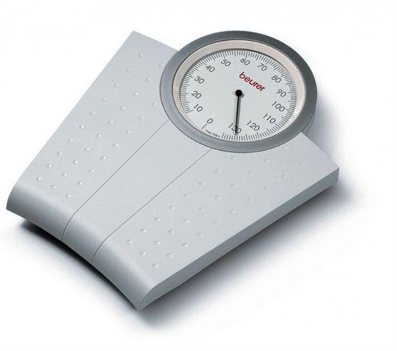 Beurer Αναλογική Ζυγαριά MS 50 Λευκή 135 kg