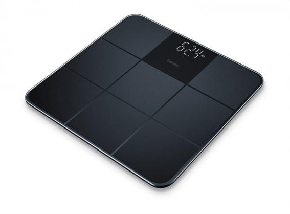 Beurer Ψηφιακή Ζυγαριά GS 235 Μαύρη 180kg