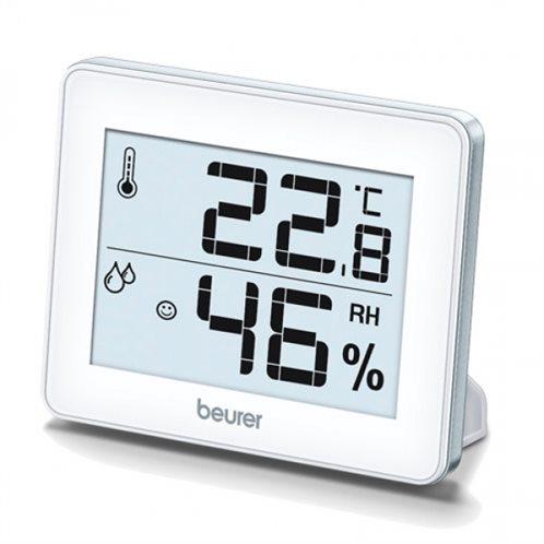 Beurer GMBH Θερμόμετρο/Υγρόμετρο δωματίου ΗΜ 16