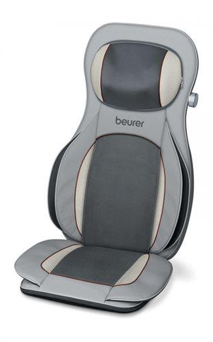 Beurer Κάθισμα Μασάζ Shiatsu για το Σώμα και Αυχένα με Θερμότητα MG 320