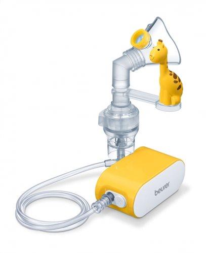 Beurer Νεφελοποιητής για Παιδιά 0.25ml/min IH 58 Πίεσης 0.25-0.55Bar