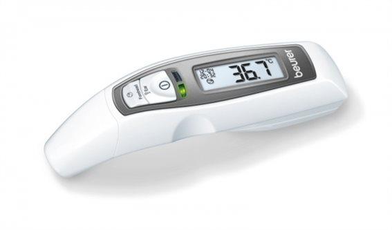 Beurer Ψηφιακό Θερμόμετρο Μετώπου με Υπέρυθρες FT65 Κατάλληλο για Μωρά