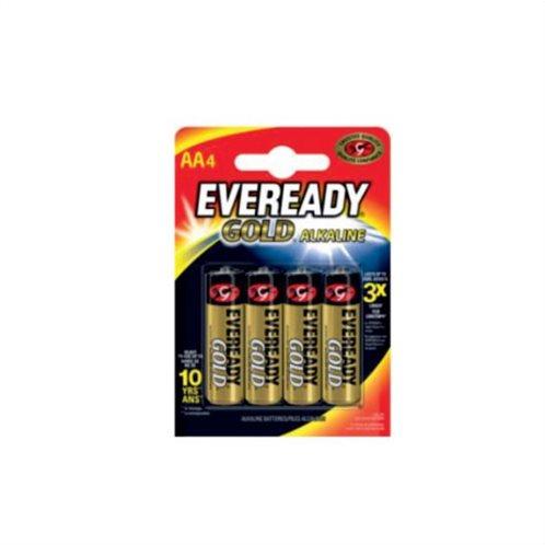 Eveready Αλκαλικές Μπαταρίες AA 1.5V Gold 4τμχ