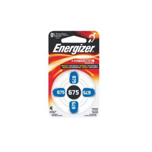 Energizer Μπαταρίες Ακουστικών Βαρηκοΐας 675 1.4V 4τμχ