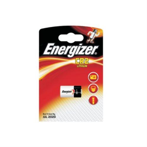 Energizer Μπαταρία Λιθίου CR2 3V 1τμχ