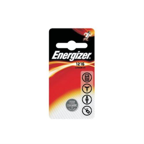 Energizer Μπαταρία Λιθίου Ρολογιών CR1216 3V 1τμχ