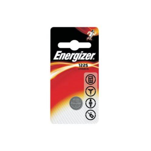 Energizer Μπαταρία Λιθίου Ρολογιών CR1225 3V 1τμχ