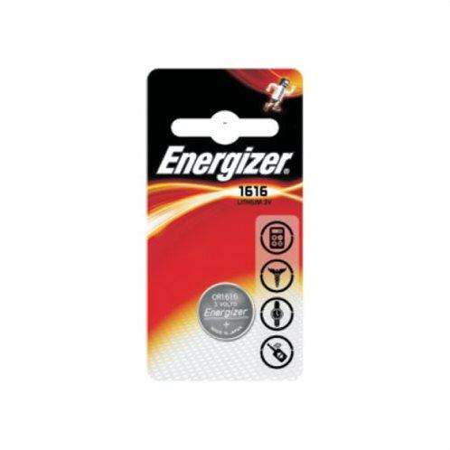 Energizer Μπαταρία Λιθίου Ρολογιών CR1616 3V 1τμχ