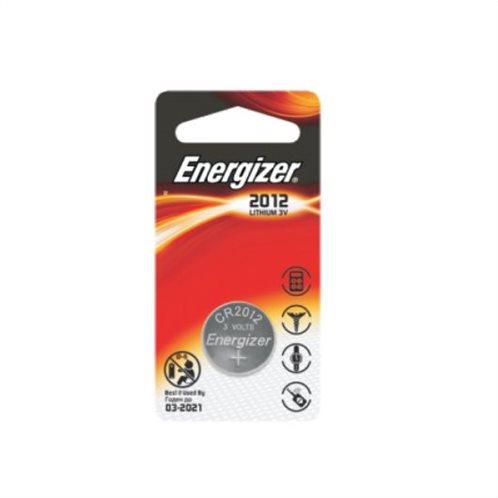 Energizer Μπαταρία Λιθίου Ρολογιών CR2012 3V 1τμχ