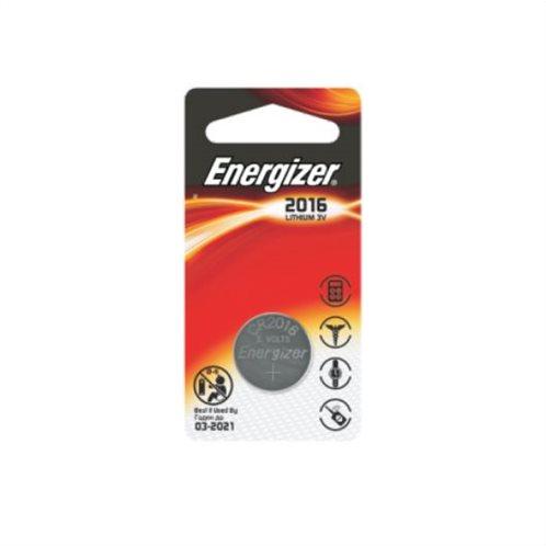 Energizer Μπαταρία Λιθίου Ρολογιών CR2016 3V 1τμχ