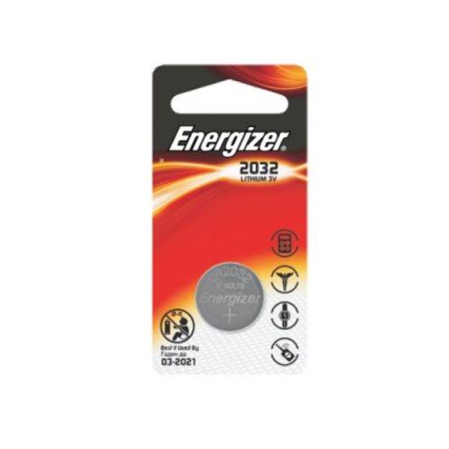 Energizer Μπαταρία Λιθίου Ρολογιών CR2032 3V 1τμχ