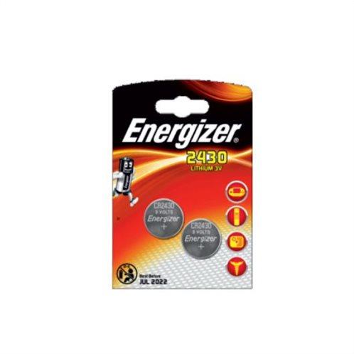 Energizer Μπαταρίες Λιθίου Ρολογιών CR2430 3V 2τμχ