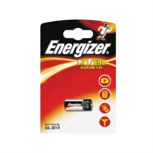 Energizer Αλκαλική Μπαταρία N 1.5V LR1/E90 1τμχ