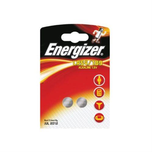 Energizer Αλκαλικές Μπαταρίες Ρολογιών 189 LR54 1.5V 2τμχ