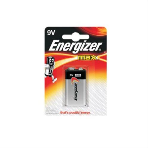 Energizer Αλκαλική Μπαταρία 9V Max 1τμχ