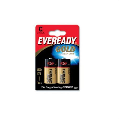Eveready Αλκαλικές Μπαταρίες C 1.5V Gold 2τμχ
