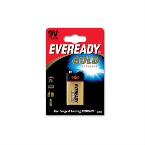 Eveready Αλκαλική Μπαταρία 9V Gold 1τμχ