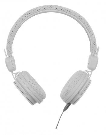 Buxton Ακουστικά Κεφαλής Headphones White BHP 8610