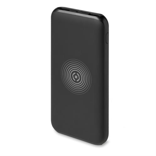 Celly Wireless Powerbank 6000mAh Black