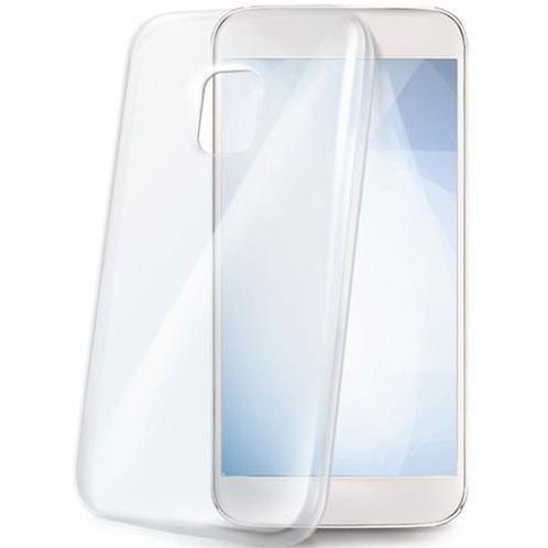 Celly Case Gelskin Transparent Samsung Galaxy A6