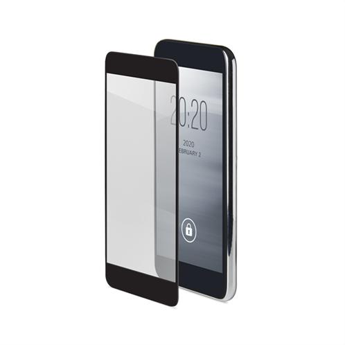 Celly Full Glass Samsung Galaxy A6 plus Black