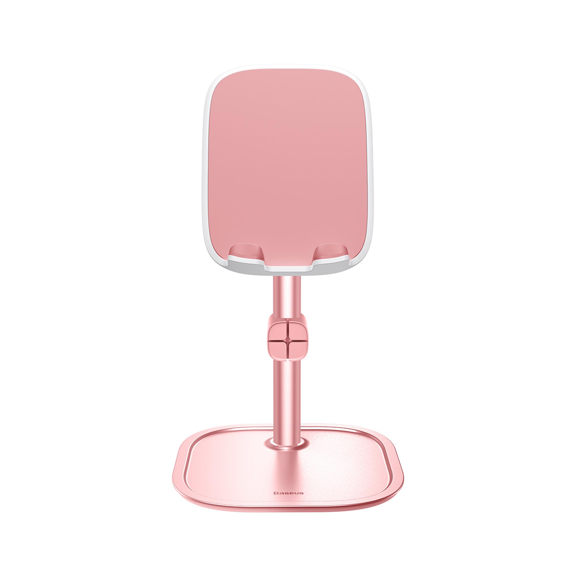 Baseus Βάση Γραφείου Desktop Bracket Rose Gold