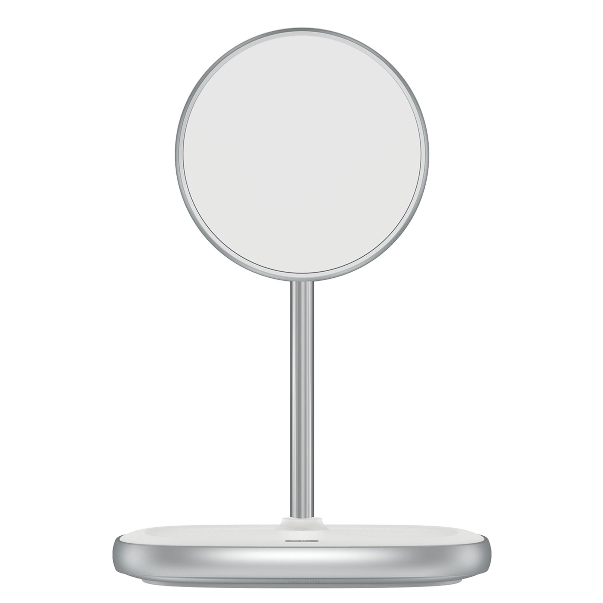 Baseus Desktop Bracket Swan MagSafe Wireless Charger 15W White