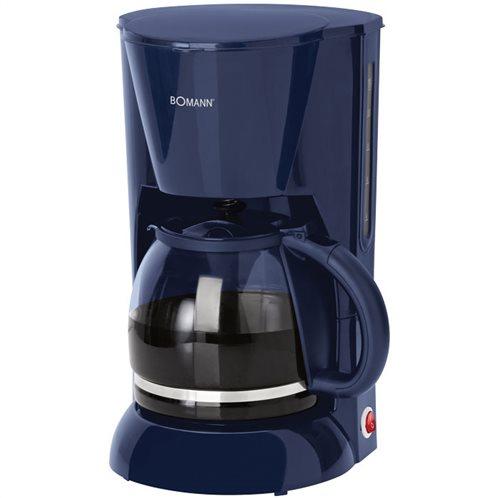 Bomann Καφετιέρα φίλτρου 1.5lt 900W KA 183 CB BLUE
