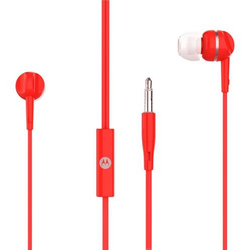 Motorola PACE 105 Red In ear ακουστικά ψείρες Hands Free