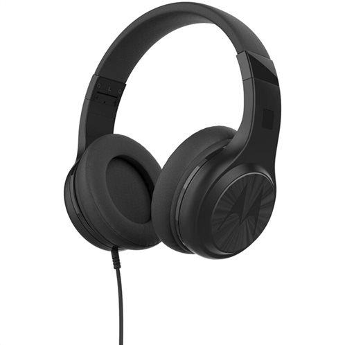 Motorola PULSE 120 Μαύρο Over ear ακουστικά Hands Free