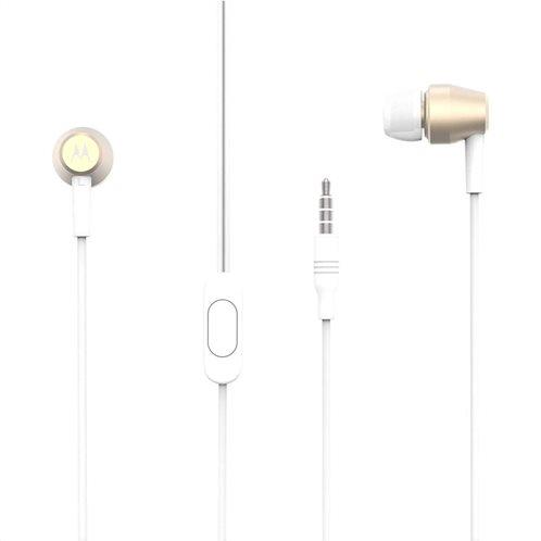 Motorola PACE 200 BL/G White Gold In ear ακουστικά ψείρες Hands Free