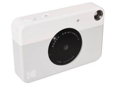 Kodak instant print camera - Grey