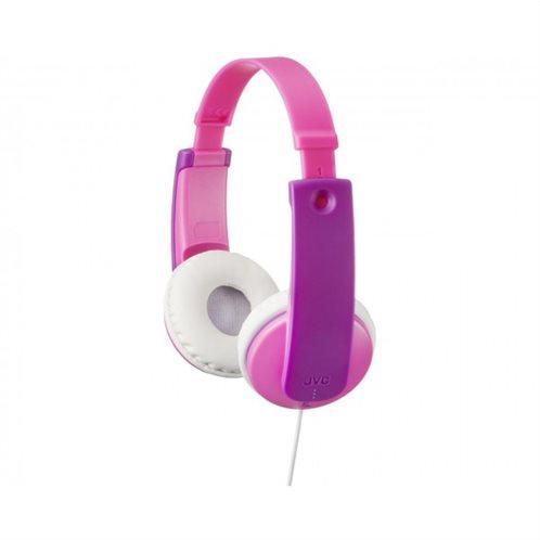 JVC Ακουστικά Tinyphones HAKD7PE Ροζ