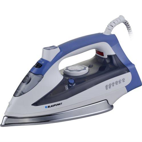 Blaupunkt Ατμοσίδερο 2600W 380ml με κεραμικές πλάκες Αnti-Calc / Anti-drip / Self-Clean HSI501
