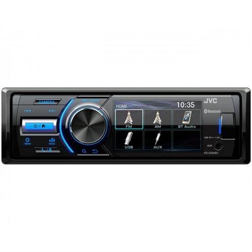 "JVC Radio USB  Bluetooth με Oθόνη 3"""
