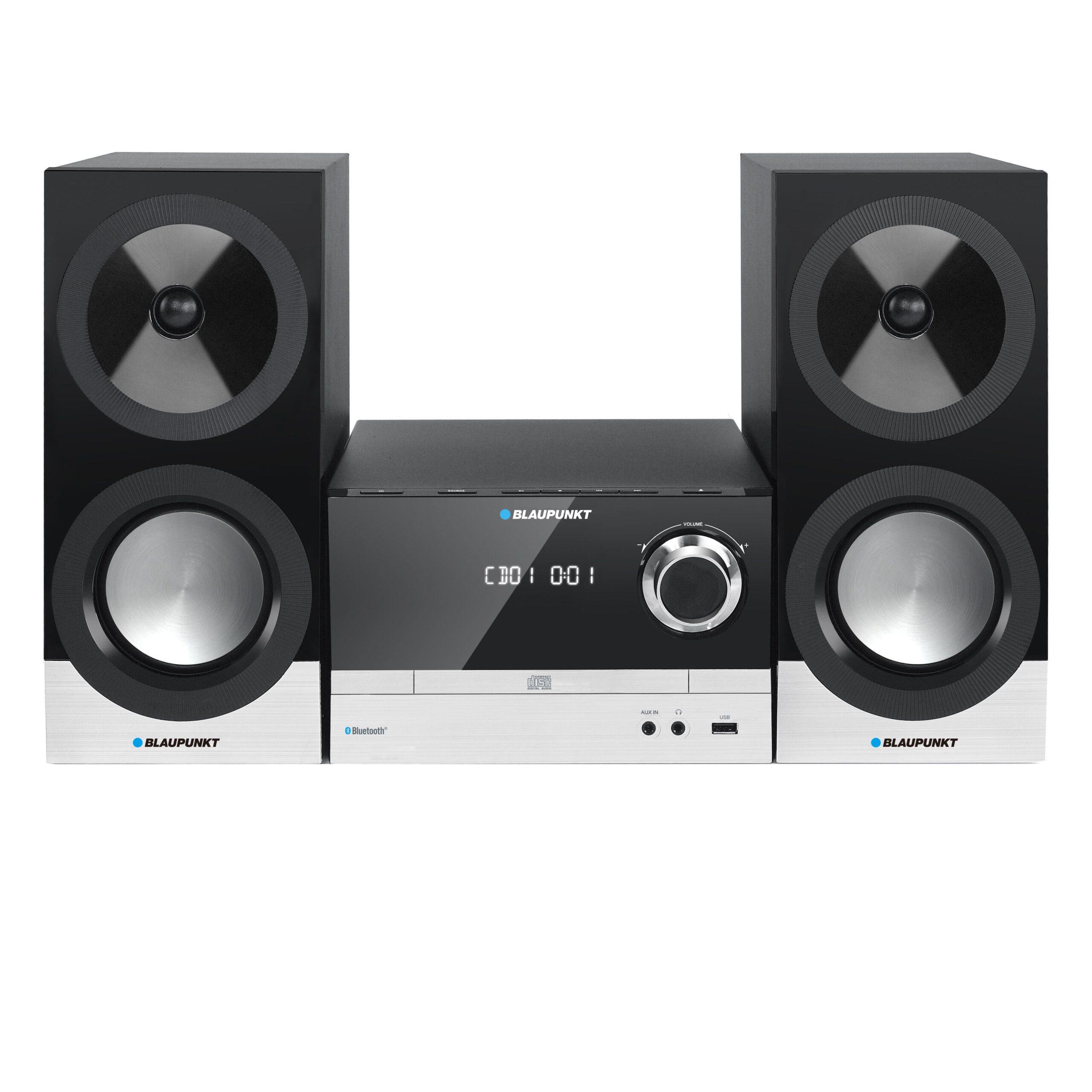 BLAUPUNKT MICRO SYSTEM MS40BT BT/CD/MP3/USB
