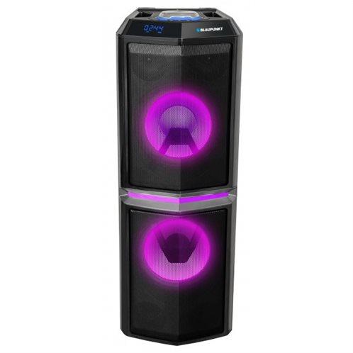 BLAUPUNKT Party Speaker PS10DB Bluetooth, FM / USB / SD / AUX / KARAOKE/ LED 1200 Watt