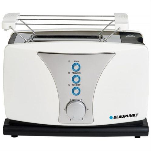 Blaupunkt Φρυγανιέρα 800W με υποδοχές 33mm λειτουργία αναθέρμανσης και απόψυξης TSP601